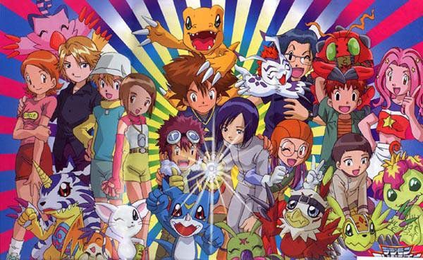 [MANGA/ANIME] Digimon Adventure 02FinalePoster